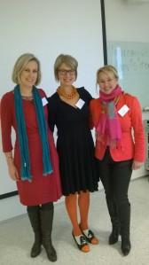 Heidi, Anu, Eva koko