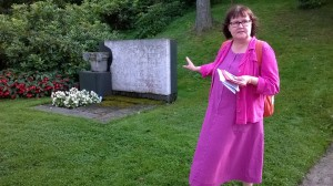 Urban & Nature voi olla kiva kävelykierros hautausmaalla.