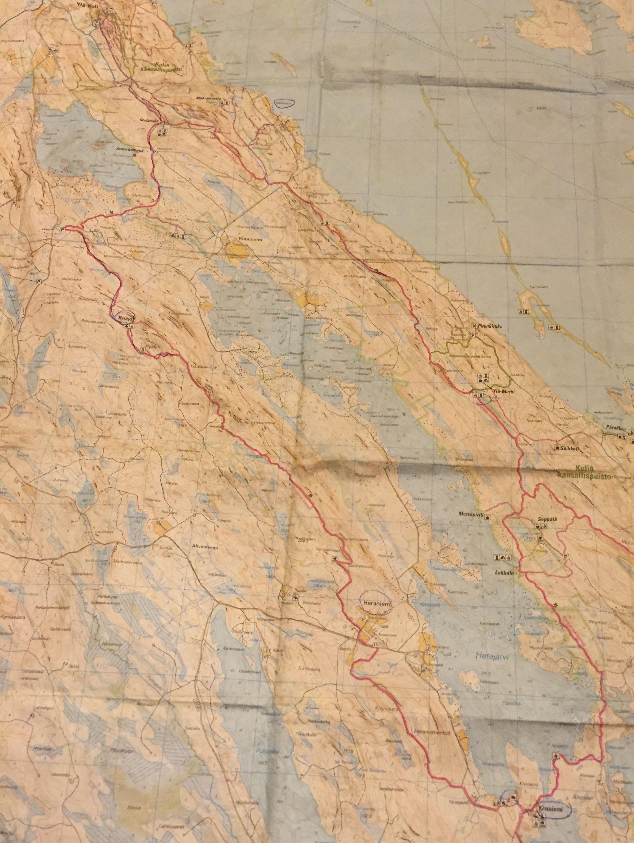 Koli National Park Connecting People To Nature Eng Anu